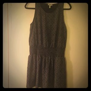 JOIE silky tank dress with pockets